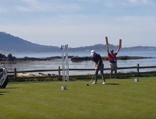 Daily Blog: Daniel Hillier at the 2019 U.S Open, Pebble Beach.