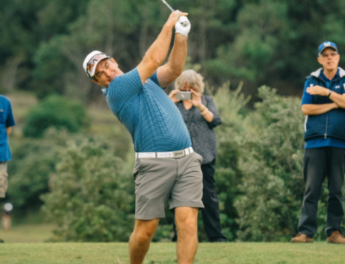 Fox and Hillier in front at Autex Muriwai Open